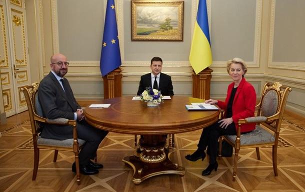 У Києві розпочався саміт Україна - ЄС