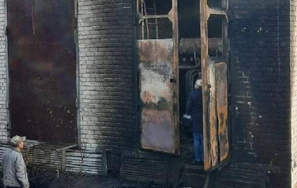 У Донецьку вибухнув трансформатор - cоцмережі