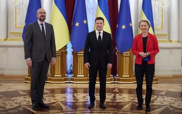 Украина и ЕС подписали cоглашение об открытом небе