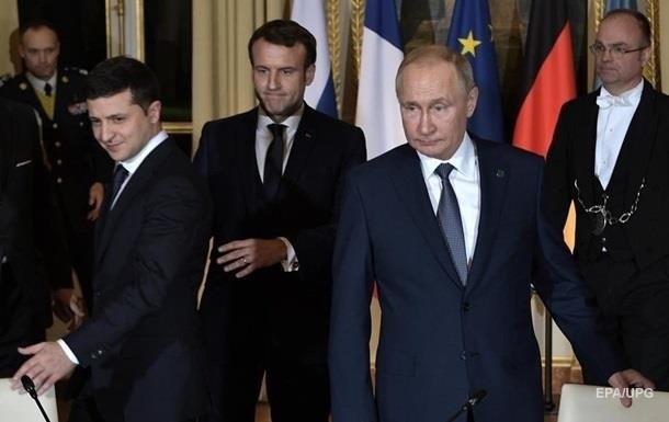 В РФ оценили возможную встречу Путина с Зеленским