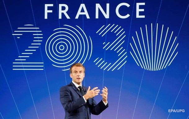 Франция создаст многоразовые мини-ракеты – Макрон