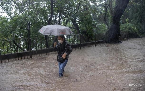 У Китаї в результаті повеней загинули 29 людей