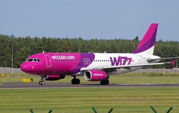 Wizz Air запустит 26 рейсов из Украины