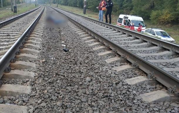 Под Киевом электропоезд насмерть сбил женщину