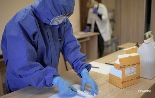 Кабмин согласовал получение кредита от Британии на ПЦР-тесты