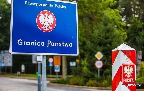В Польше задержали украинцев, помогавших в пересечении границы из Беларуси