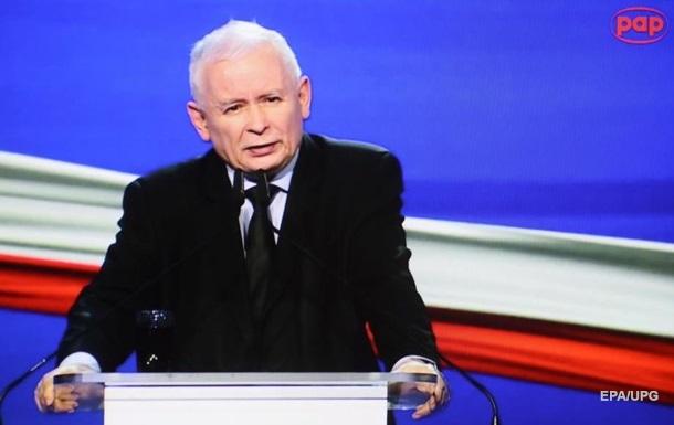 Качинський піде з посади віце-прем єра Польщі - ЗМІ