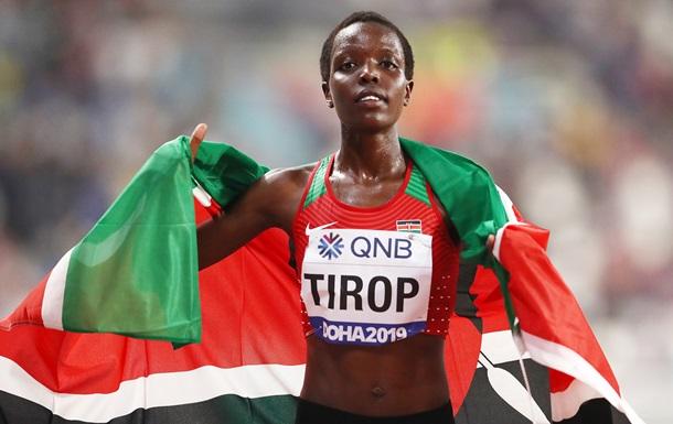 В Кении убили мировую рекордсменку в беге на 10 тысяч метров