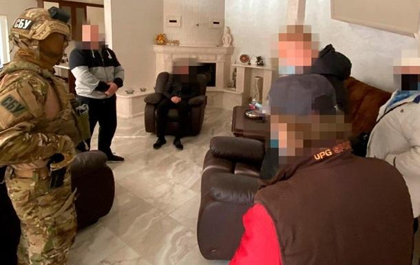 На Киевщине разоблачили банду криминального авторитета