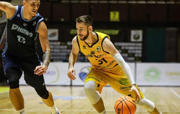 Киев-Баскет стартует в Кубке Европы ФИБА, Прометей продолжит выступления в Лиге чемпионов