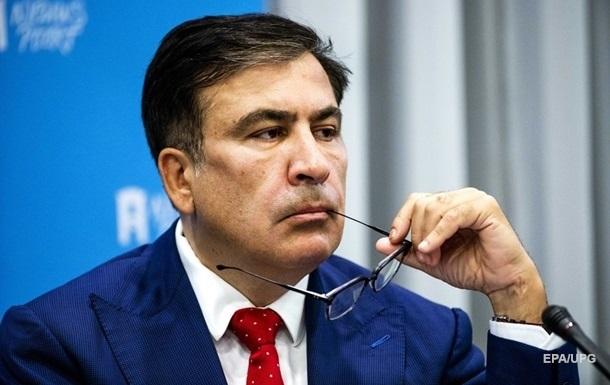 Саакашвили рассказал, зачем он вернулся в Грузию