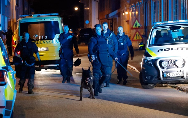 Зросло число постраждалих від рук лучника в Норвегії