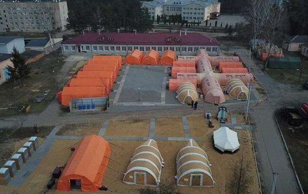 В Україні можуть розгорнути мобільні госпіталі - Ляшко