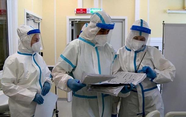 Коронавірус: у Росії добовий максимум заражень і смертей