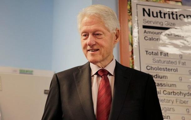 Билл Клинтон попал в больницу с заражением крови - CNN