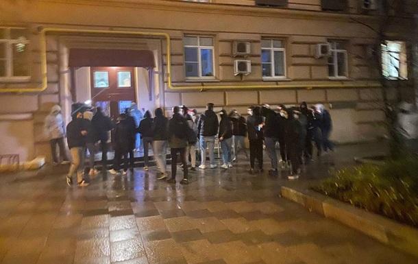 В Москве пытались сорвать показ фильма о Голодоморе