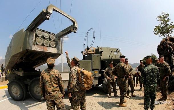 США провели успешный пуск высокоточной ракеты PrSM