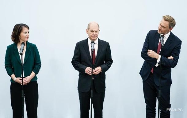У Німеччині три партії мають намір почати коаліційні переговори