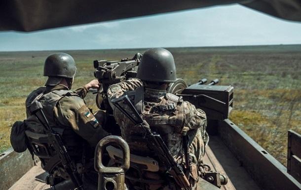 На Донбассе пять обстрелов с начала суток