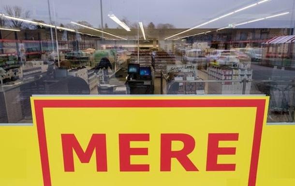 СНБО запретила работу российских супермаркетов Mere в Украине