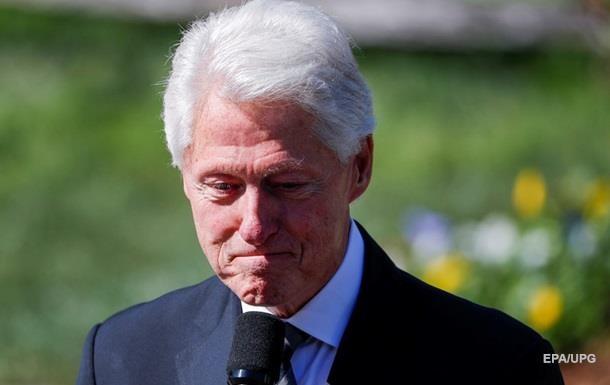 Врачи рассказали о состоянии Билла Клинтона