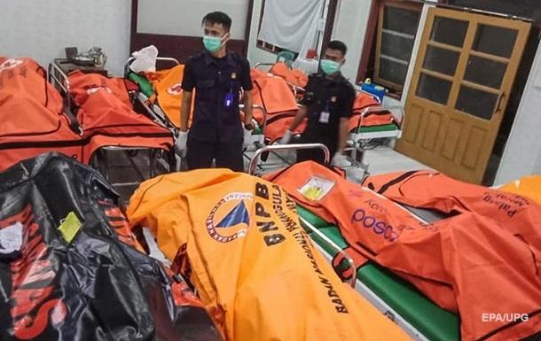 В Индонезии утонули 11 школьников