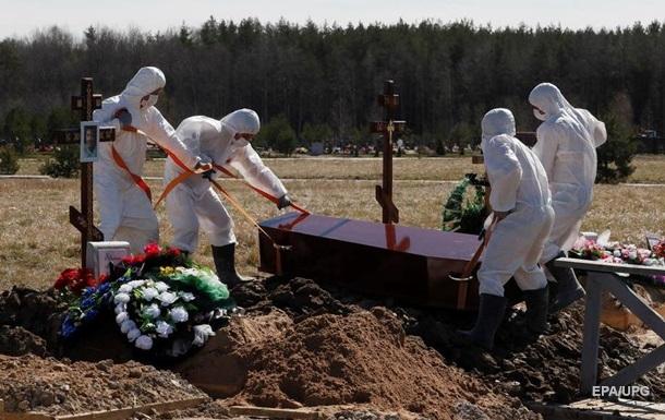 COVID-19: в РФ впервые за сутки более тысячи жертв