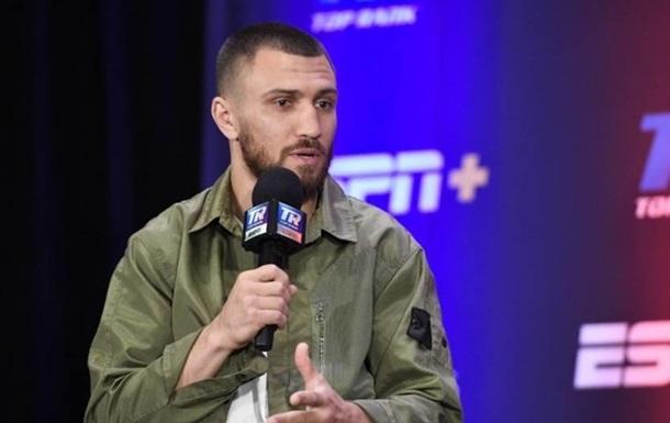 Ломаченко отправился в США на подготовку к бою с Комми