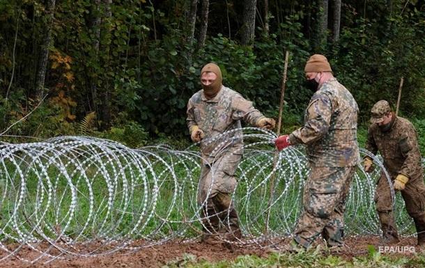 Польща назвала паркан на кордоні захистом від Путіна і Лукашенка