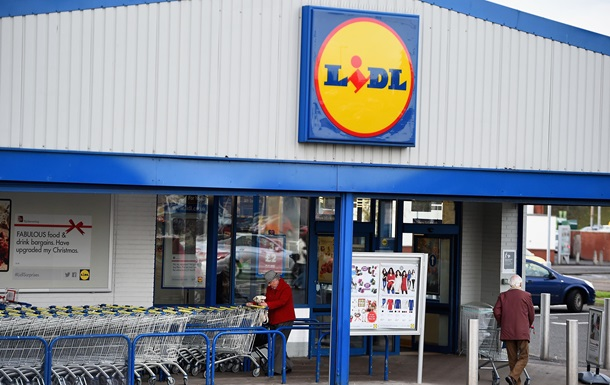 Сеть супермаркетов Lidl заходит в Украину - СМИ