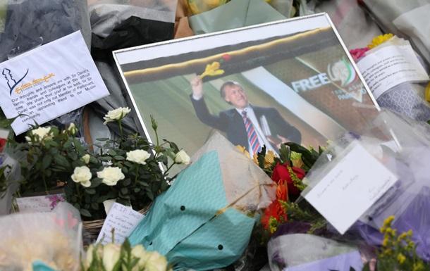 Теракт в Британии: депутата убил сын высокопоставленного чиновника