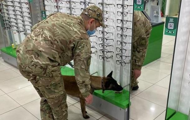 В Харькове минировали торговые центры