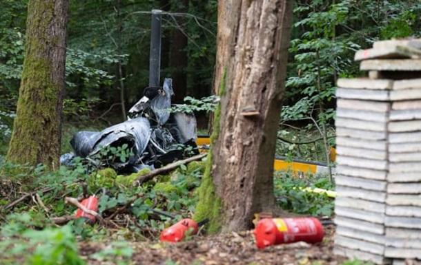 В Германии разбился вертолет, есть погибшие