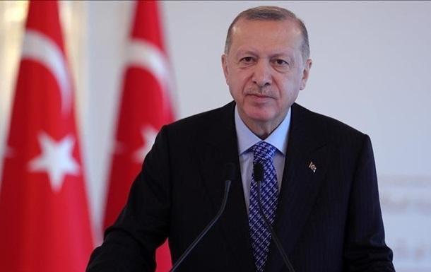 Ердоган підтвердив переговори зі США щодо винищувачів F-16.