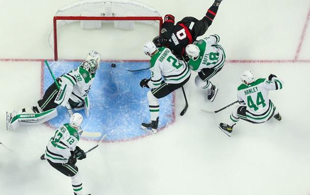 НХЛ: Оттава обыграла Даллас