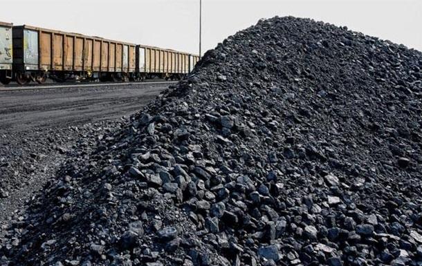 У Украины запасов угля на одну-две недели
