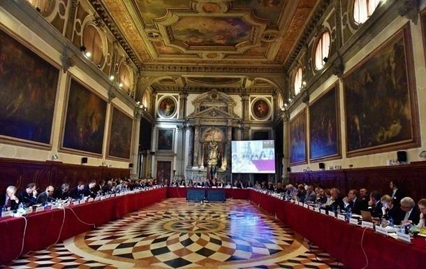 `Венецианка` раскритиковала законопроект по реинтеграции Крыма и Донбасса