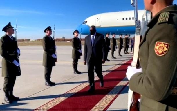 В Киев прибыл глава Пентагона