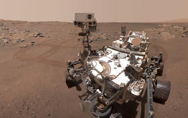 Марсоход NASA записал уникальные звуки