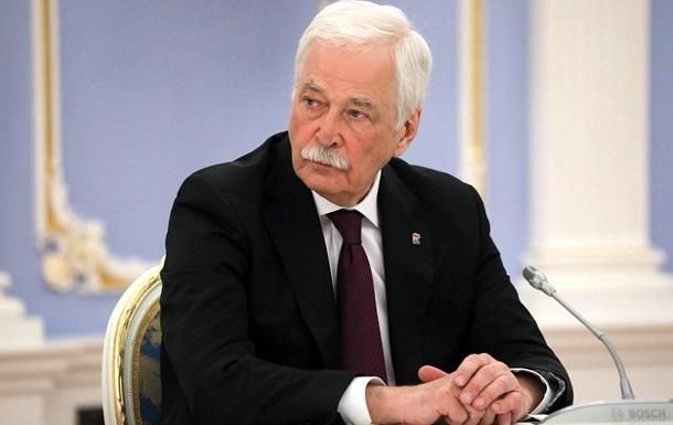 Грызлов обвинил Украину в срыве `Минска`