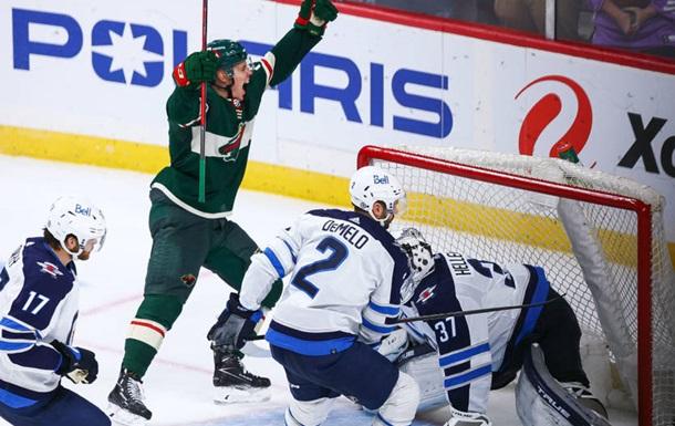 НХЛ: Баффало, Флорида, Миннесота и Эдмонтон идут без поражений