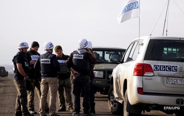 Разведка предупредила о провокациях против ОБСЕ