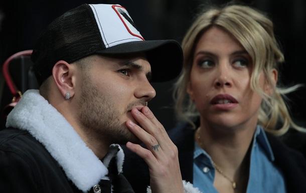 Икарди пропустил матч с Лейпцигом из-за расставания с Нарой