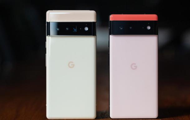 Google презентовала новые смартфоны