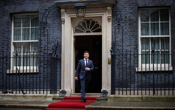Кулеба назвал цель поездки Зеленского в Британию