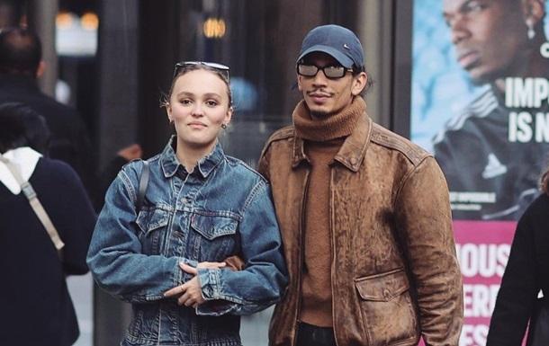Дочь Джонни Деппа заметили с новым бойфрендом