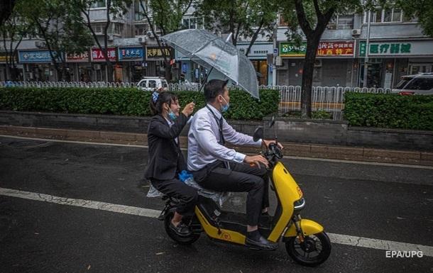 Пекин накрыл аномальный период ливней