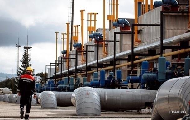 Россия заполнила свои газовые хранилища на 97%