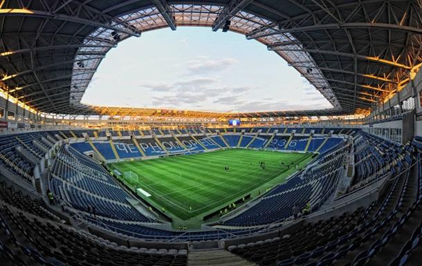 Украина и Болгария сыграют в Одессе