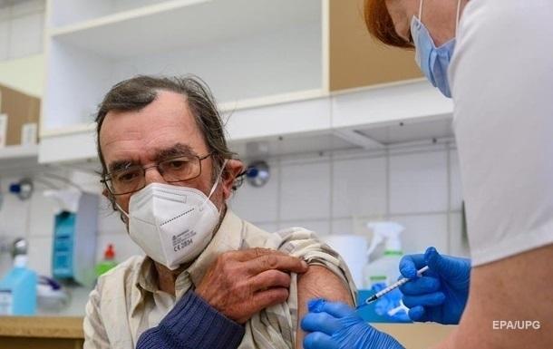 В Украине рекорд по COVID-вакцинации